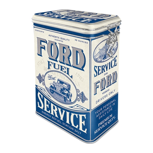 Retro dóza Ford