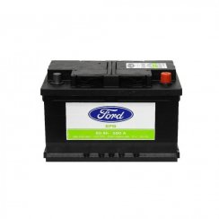 Autobaterie Ford 12V 60Ah 590A