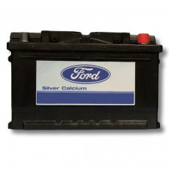 Autobaterie Ford 12V 75Ah 700A