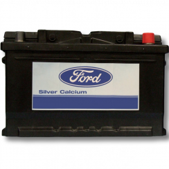 Autobaterie Ford 12V 80Ah 800A