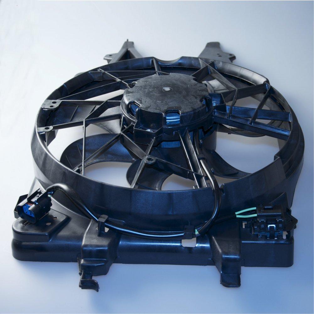 Ventilátor chladiče Ford Focus